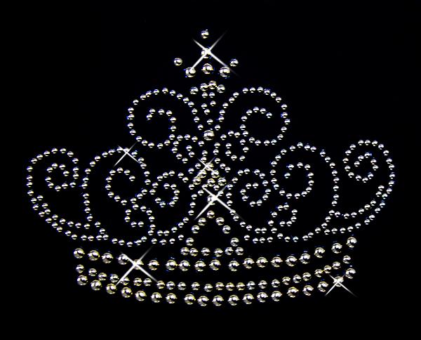 Сделать корону своими руками из страз